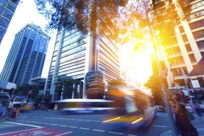 Brisbane street