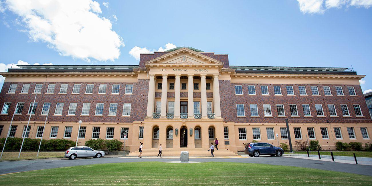 Oral Health and Medical School Buildings