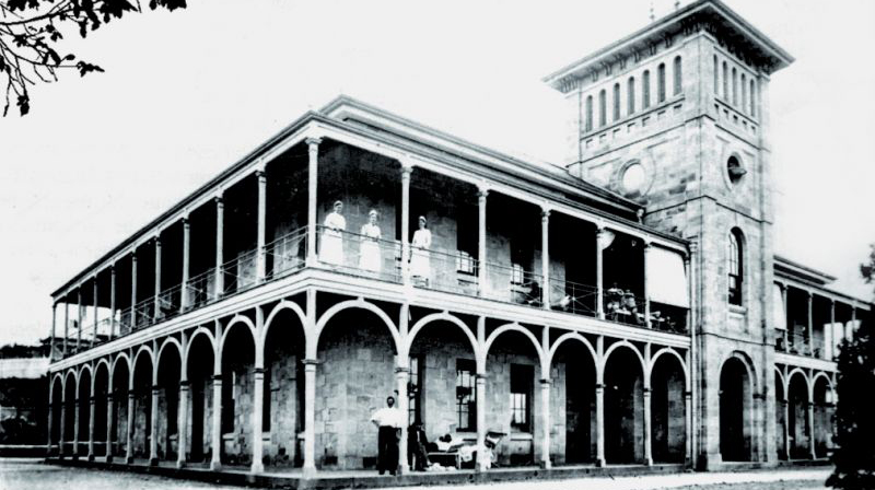 1867 Brisbane Hospital